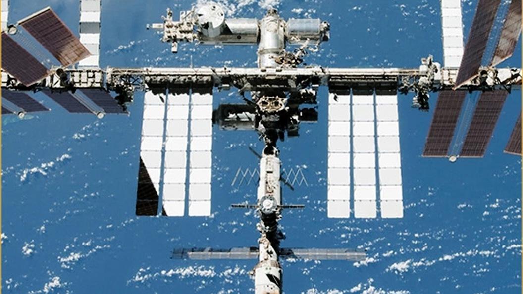 Прибывшие на МКС астронавты проведут медицинский эксперимент в космосе
