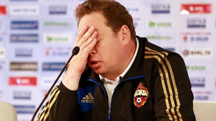 Леонид Слуцкий: В Англии тренер - сверхуважаемый человек, в России – физрук