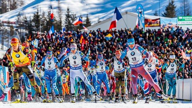 Международный союз биатлонистов не восстановил статус России