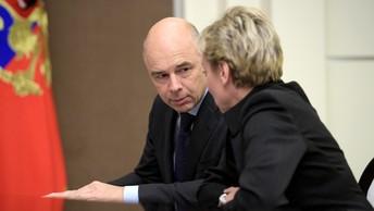 Минфин на следующий год запланировал покупку валюты на 2 трлн рублей