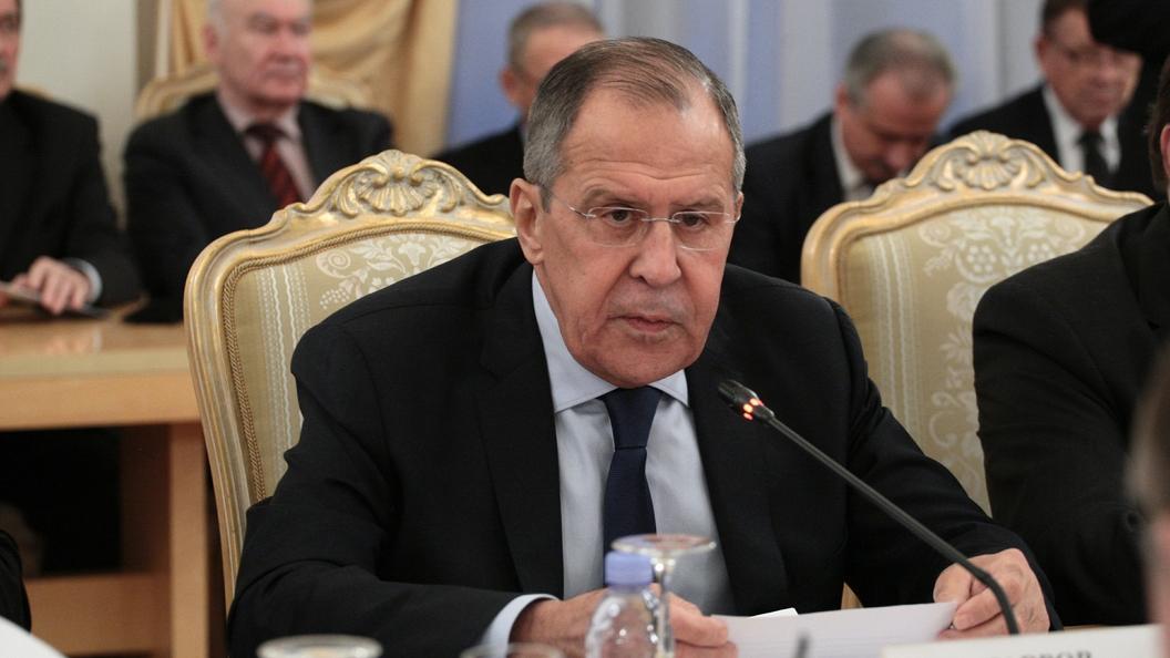 Лавров рассказал, когда в Донбасс войдут миротворцы ООН