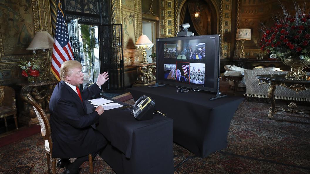 Отдохнули ихватит: Трамп разъяснил потребность быстрейшего возвращения наработу