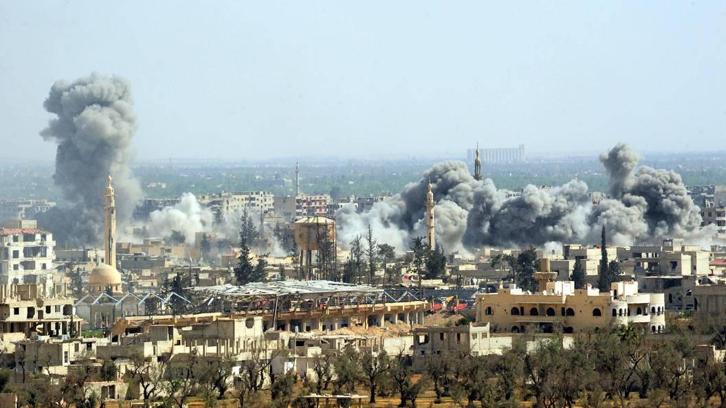 ВВашингтоне готовы наложить наРФ новые санкции из-за Сирии