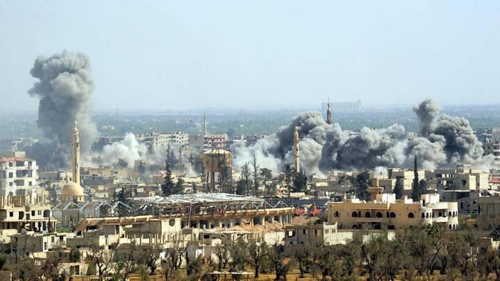 Фейк о химатаке в Сирии разоблачили всего тремя фото