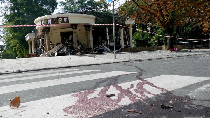 Так просто не возьмешь: Военкора из Донецка пытались скрутить в прямом эфире - видео