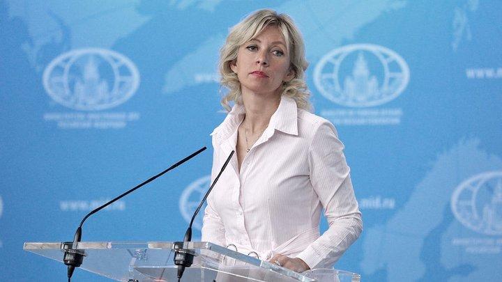«Он еще в 2014-м ошибся»: Захарова высмеяла Порошенко, перепутавшего двери в ООН