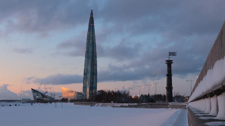 Зима продолжает наступление: спасатели предупредили жителей Санкт-Петербурга о сильной метели