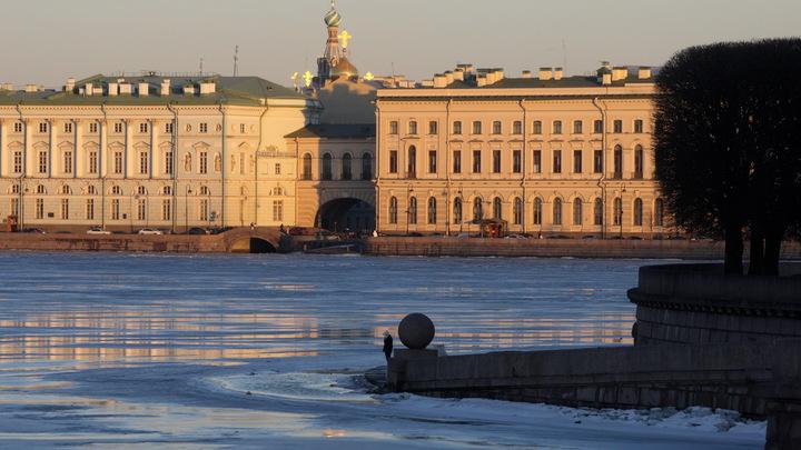 Петербург пойдет ко дну из-за глобального потепления. У нас есть 100 лет, чтобы спастись