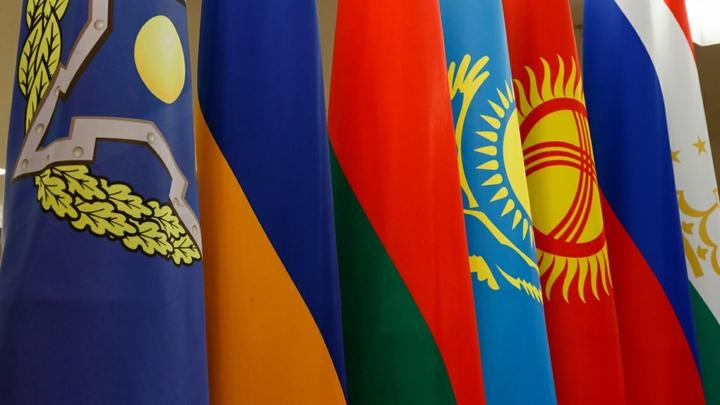 В Армении завершились учения ОДКБ «Гром-2021»