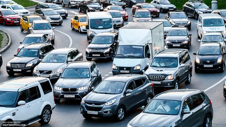Топ-5 авто: Кроссоверы стали в России хитом продаж