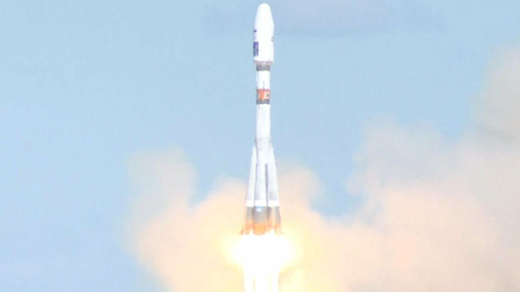 Эскиз новейшей  ракеты-носителя «Союз-5» представят вноябре