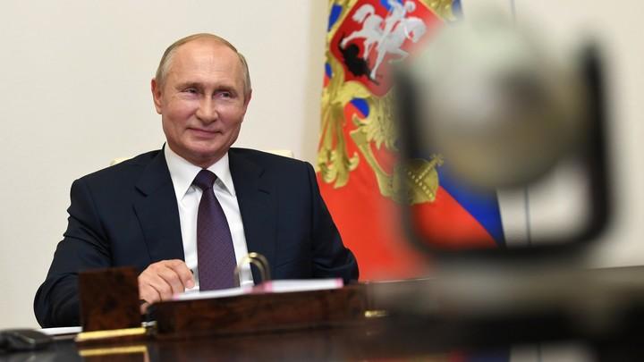Путин заочно признал поражение в сражении в танчики
