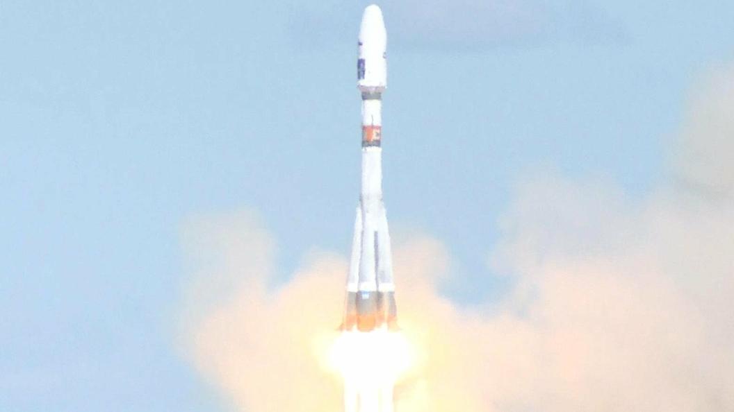 С Плесецка стартовала ракета Рокот