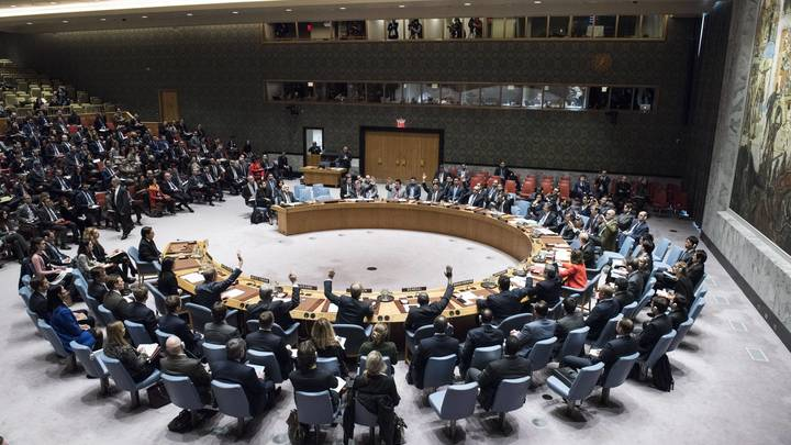 Потерю членских взносов от России и Китая в ООН приравняли к войне против прав человека