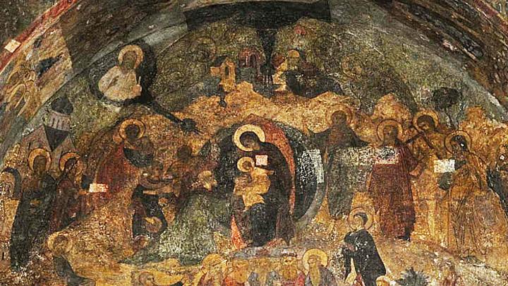 Преподобный Никодим Святогорец: Когда увидишь икону Пресвятой Богородицы, обрати сердце своё к Ней