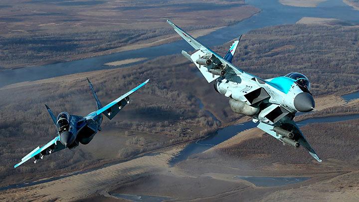 Первые два истребителя МиГ-35 встали на крыло. Или нет…