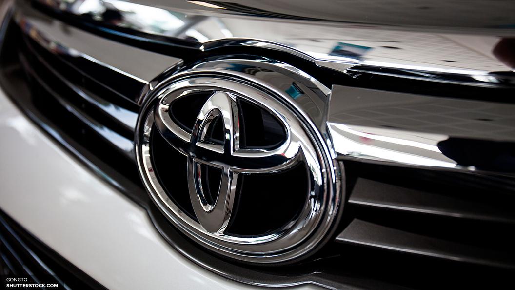 Крушение первого летающего автомобиля Toyota попало в Сеть