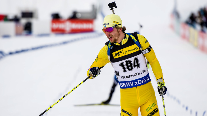 Олимпийский чемпион побиатлону проткнул ногу лыжной палкой