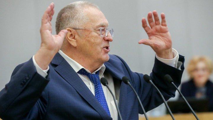 Надо было ее всю освободить в 2014 году: Жириновский назвал главную ошибку по Украине