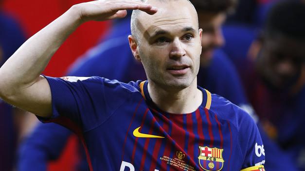 Андрес Иньеста всё-таки покидает Барселону