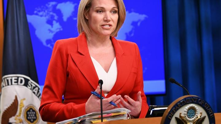 Госдеп США обвинил Россию в попытках помешать устремлению Украины к Западу