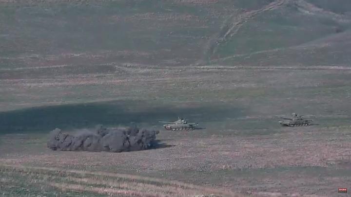 Баку применяет фосфорное оружие? Армения обнародовала результаты срочного расследования