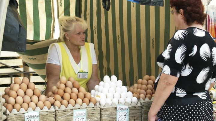 В Ростовской области за месяц выросли цены на яйца, сахар и мясо