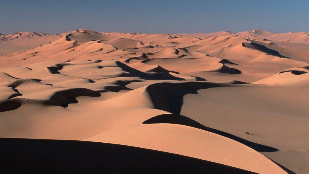 Ученые научились получать воду изсухого воздуха пустыни