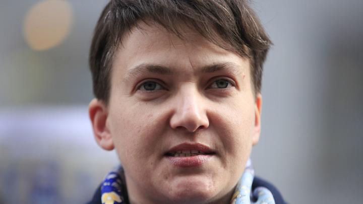 В Сети обнародовали запись разговора Савченко, где она грозилась убить 400 тысяч человек