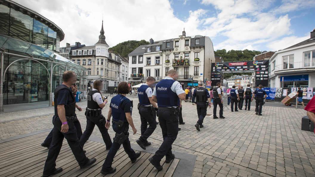 Пенсионерку вБельгии оштрафовали зарекордное превышение скорости
