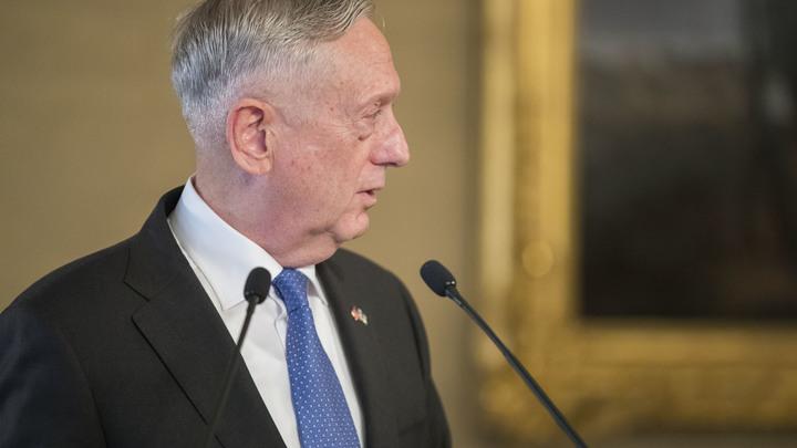 Пентагон отказался наращивать военный контингент на Украине в 2018 году