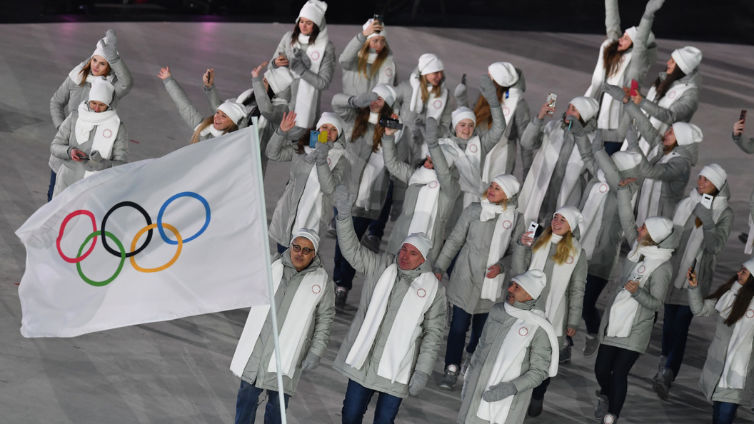 Пошло не по плану громкая музыка сорвала провокацию против России на Олимпиаде в Пхенчхане