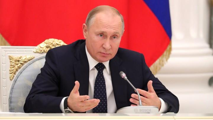 Мы ещё обрадуем наших партнёров: Путин за 4 года до презентации гиперзвукового Авангарда - видео