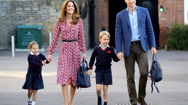 Категорически запрещается: Как Кейт Миддлтон воспитывает своих детей