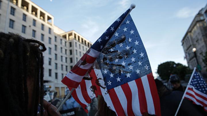 Русская мафия против американских мародёров: Бизнес в Сан-Диего встал под защиту наших