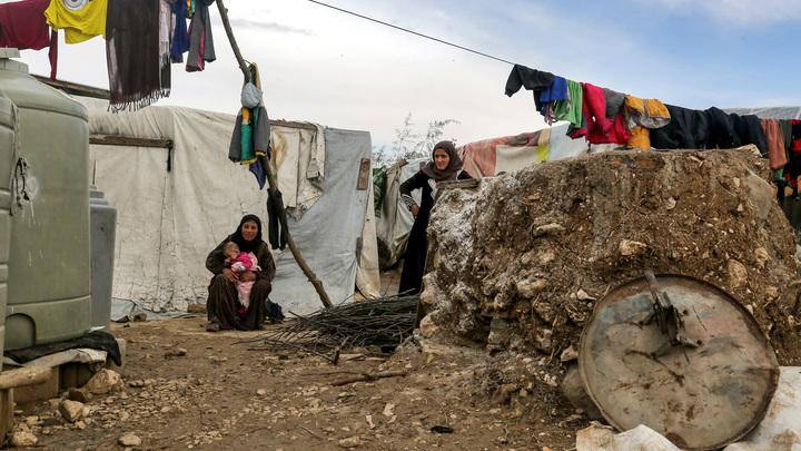 Беженцы Сирии стали кормовой базой для боевиков. На Западе не увидели в этом проблемы