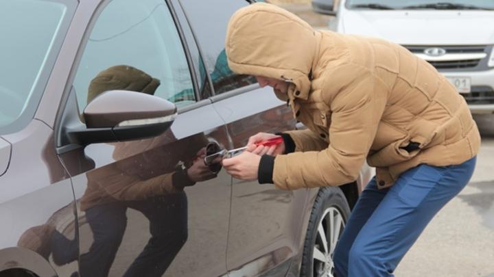 В МВД назвали наиболее угоняемые у новосибирцев автомобили