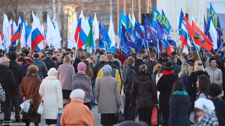 Митинг против реновации собрал 8 тысяч человек при лимите в 5 тысяч - МВД