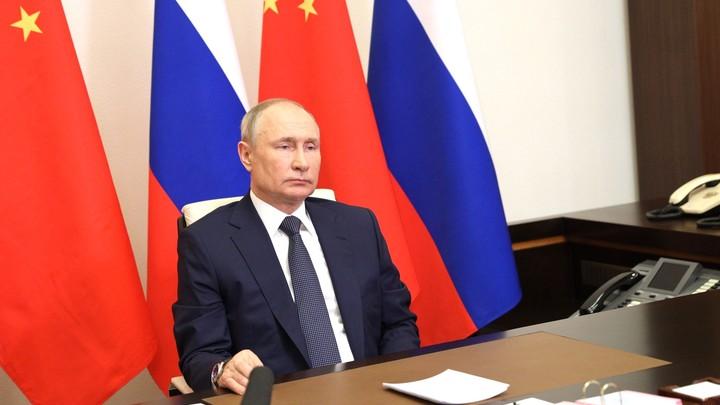 Британцы захотели убрать Путина после обещания выбить зубы