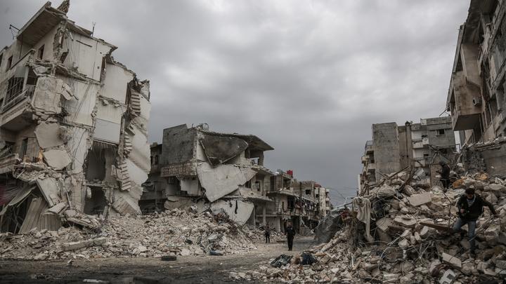 Сирия потребовала от США и стран Запада компенсации за гнусные преступления