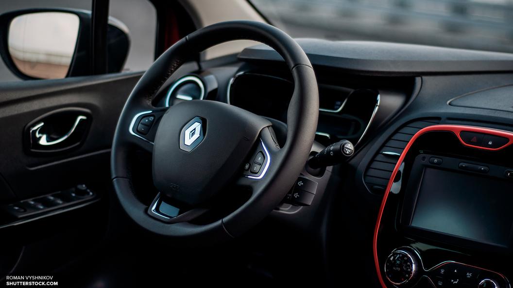 Для ногтей и для машины: Renault выпустила универсальный лак
