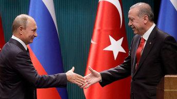 Россия и Турция договорились дружить против США