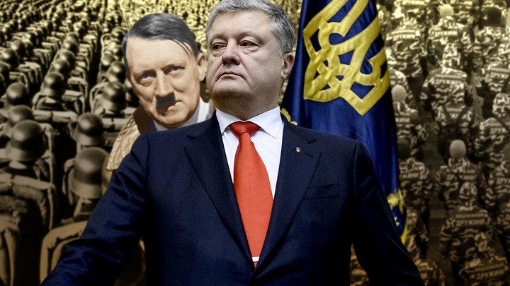 Диктатура на Украине устанавливается не под Порошенко