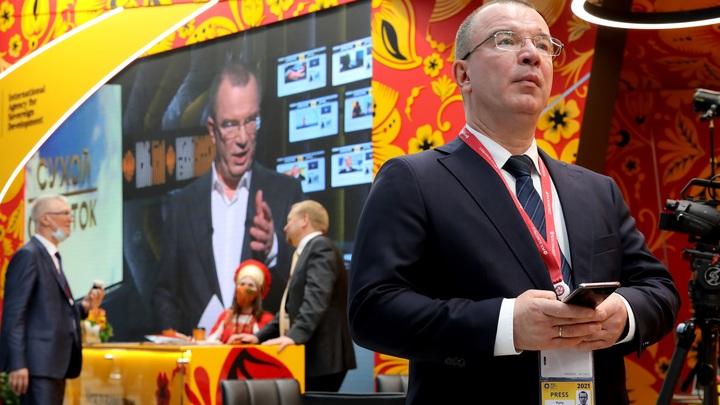 Юрий Пронько: Вдумайтесь! Из России по закону вывозят миллиарды долларов