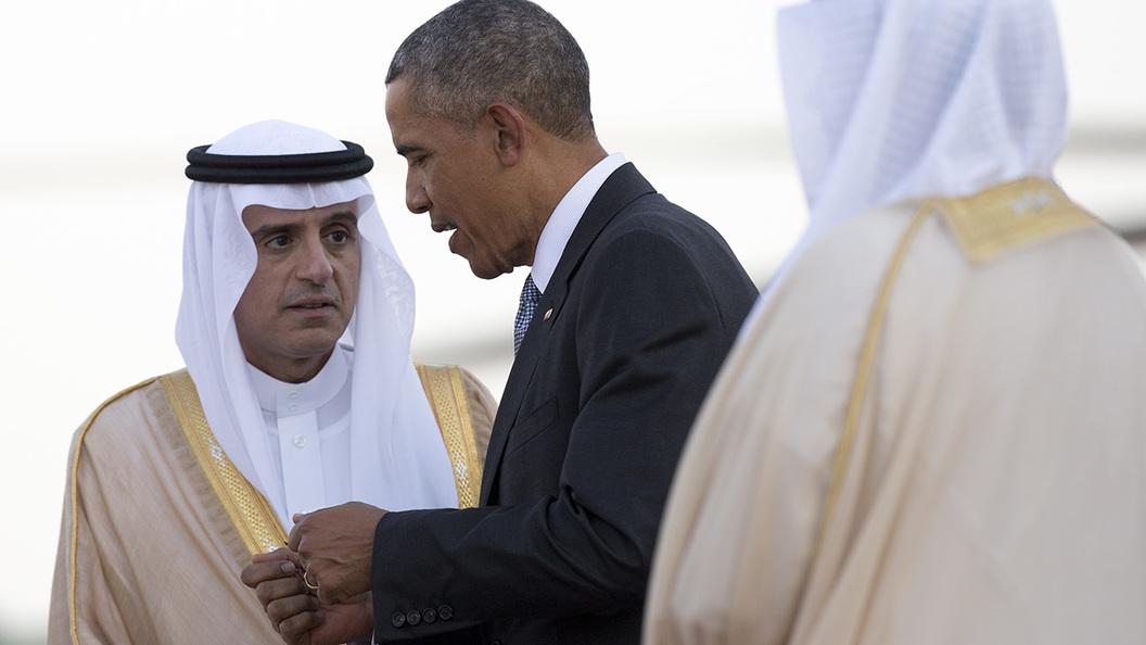 Американский прагматизм против саудовской идеологии