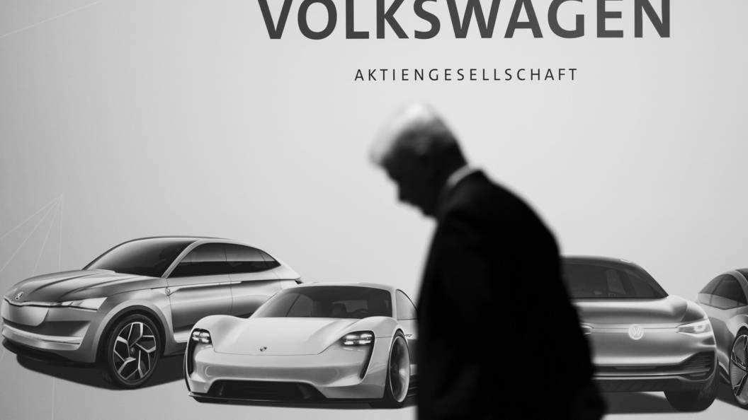 Экс-главе Фольксваген  вСША предъявили обвинения из-за «дизельгейта»