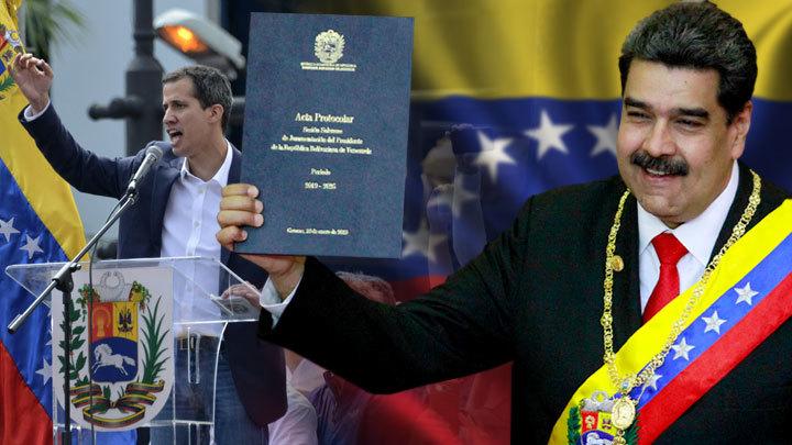 Гуайдо против Мадуро: Как Трамп меняет президента в Венесуэле