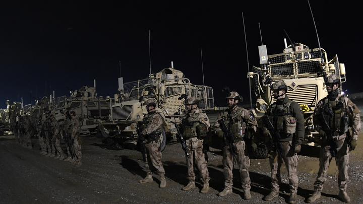 Военные США тайно бежали с крупной афганской авиабазы в Баграме - СМИ