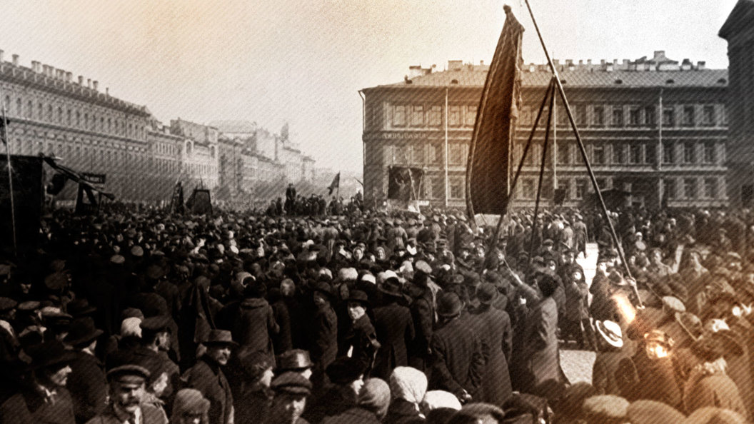Февральская революция и начало малороссийского сепаратизма