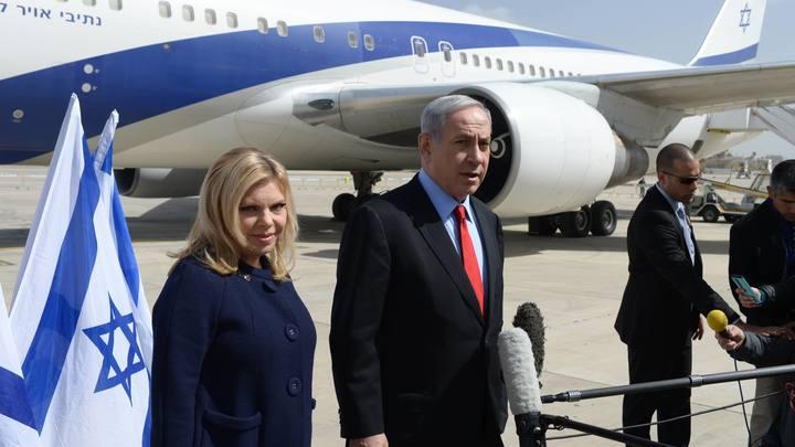 Она же не колхозница: Пригожин не увидел в поступке жены Нетаньяху злого умысла